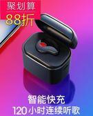 藍芽耳機 havit/海威特 I3S藍牙耳機隱形迷你超小運動無線入耳塞開(迷你藍芽耳機 99免運