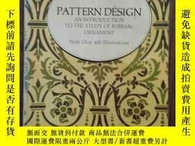 二手書博民逛書店PATTERN罕見DESIGN(英文原版,圖案設計)Y15497