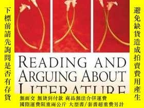 二手書博民逛書店Strategies罕見For Reading And Arguing About LiteratureY25