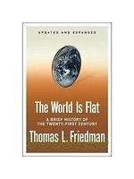二手書《The World Is Flat: A Brief History of the Twenty-first Century (世界是平的)》 R2Y ISBN:0374530483