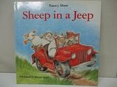 【書寶二手書T7/原文小說_D63】Sheep in a Jeep_Shaw, Nancy E./ Apple, Margot (ILT)