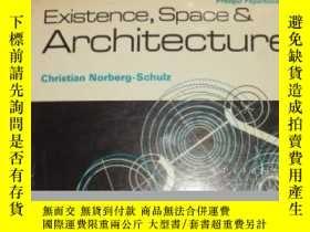 二手書博民逛書店Existence,space罕見And Architectur