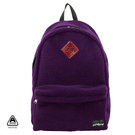 刷毛後背包 紫色 AMINAH~【am-0193】