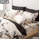 床包 / 雙人-【京都物語】含兩件枕套,...
