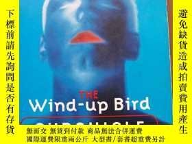 二手書博民逛書店THE罕見Wind up Bird chronicle(發條鳥