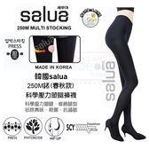 現貨韓國Salua鍺石顆粒美體壓力纖腿褲襪250M 首爾的家