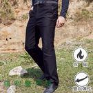 瑞多仕RATOPS 男款彈性刷毛長褲 基本款 DA3710 黑色 保暖褲 防寒褲 刷毛褲 OUTDOOR NICE
