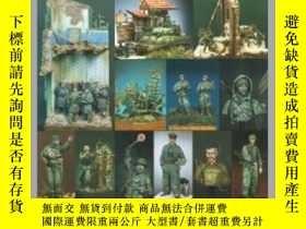 二手書博民逛書店Scale罕見Model Handbook: WWII Special 3-比例模型手冊:二戰特別3Y4149