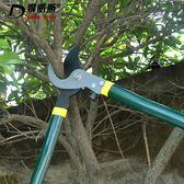 得威斯粗枝剪刀 園林工具大園藝剪刀樹枝粗枝剪大力剪剪枝修枝剪T