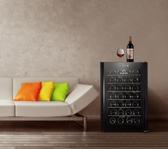 紅酒櫃 紅酒櫃恒溫酒櫃家用小型雙晶片電子紅酒櫃冰吧 晟鵬國際貿易
