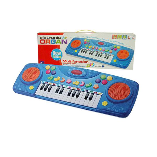 【奇買親子購物網】歡樂兒童多功能電子琴