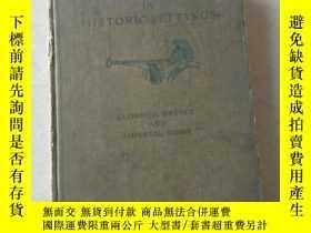 二手書博民逛書店world罕見famous stories in historic settingsY447092