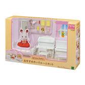 日本森林家族 女孩房間家具組EP14045 EPOCH原廠公司貨