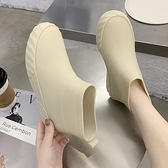 雨鞋 日系加絨時尚雨鞋女短筒保暖雨靴水鞋低幫水靴防滑洗車廚房鞋膠鞋 至簡元素