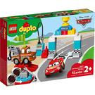 樂高積木 LEGO《 LT10924 》Duplo 得寶系列 - Lightning McQueen's Race Day / JOYBUS玩具百貨