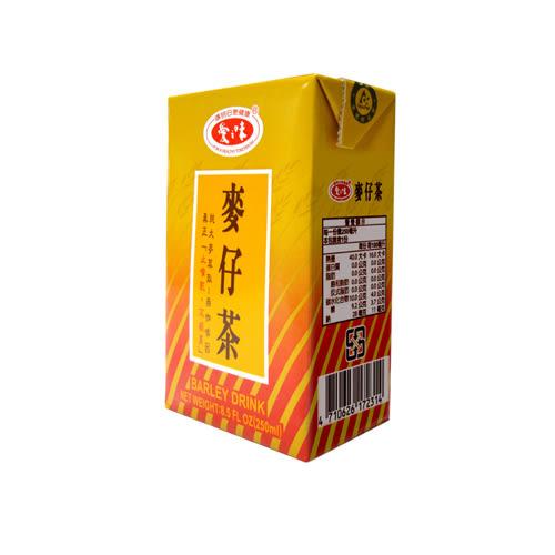 愛之味麥仔茶(微甜)250ml*6入【愛買】