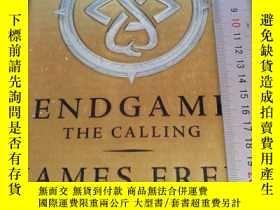 二手書博民逛書店Endgame:罕見The Calling 精裝 《終局:召喚》