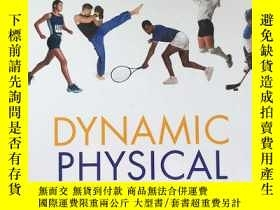 二手書博民逛書店DYNAMIC罕見PHYSICAI EDUCATION FORS
