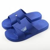 涼拖鞋男夏季超寬塑膠拖鞋外穿涼拖鞋男 琉璃美衣