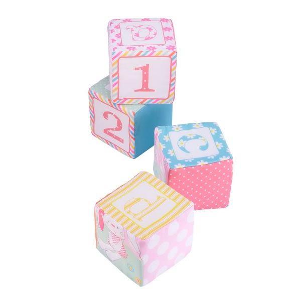 mothercare 蝶戀花園方塊玩具