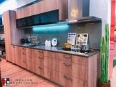 【PK廚浴生活館】高雄 客製化 歐化系統櫥具 一字型流理台 人造石 花崗石水槽 🎀現場展示品🎀