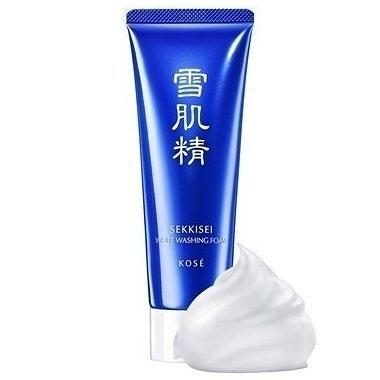 KOSE 高絲 雪肌精淨透洗顏霜 124ml【七三七香水精品坊】