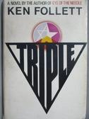 【書寶二手書T6/原文小說_LCF】TRIPLE_Ken Follett