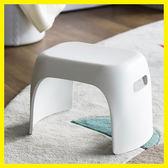 宜家用 加厚小凳子簡約矮凳子兒童家用塑料板凳小椅子換鞋凳 ☸mousika