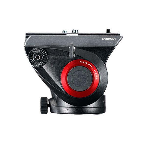 曼富圖 Manfrotto MVH500AH 液壓攝錄兩用雲台 【正成公司貨】 油壓雲台