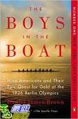 [104美國直購] 2015 美國暢銷書排行榜 Nine Americans and Their Epic Quest for Gold at the  1936 Berlin Olympics