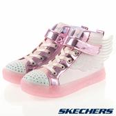 SKECHERS  女童系列 SHUFFLE BRIGHTS - 20168LLTPK