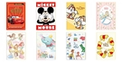 迪士尼貼紙簿 貼紙收集冊 公主/米奇/玩...