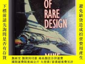 二手書博民逛書店A罕見MIRACLE OF RARE DESIGN---A TR