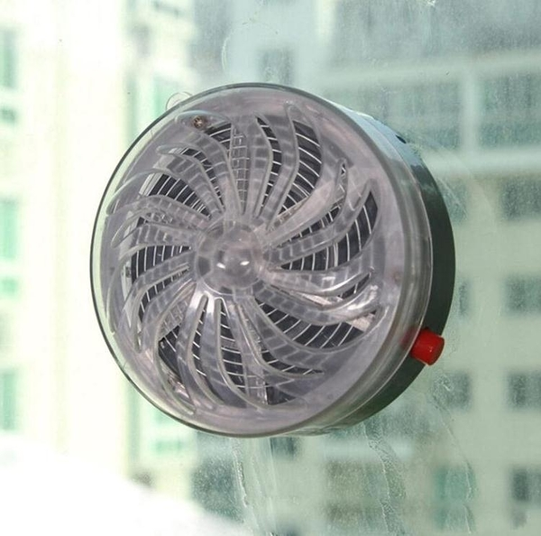 Solar buzz kill 家用 太陽能滅蚊器 電擊式滅蚊器 節能驅蚊 無線 現貨快出