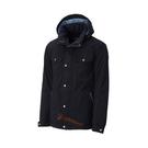 [Wildland] 荒野 (男) RE防水PR棉保暖外套 黑 (0A32992-54)