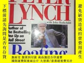 二手書博民逛書店PEIER罕見LYNCH Beating the StreetY
