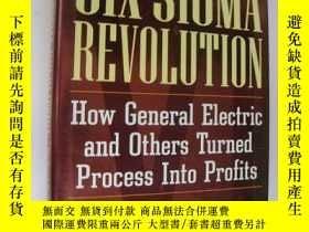 二手書博民逛書店THE罕見SIX SIGMA REVOLUTION:How Ge