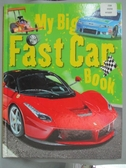 【書寶二手書T9/少年童書_YJL】My Big Fast Car Book_Ticktock (COR)