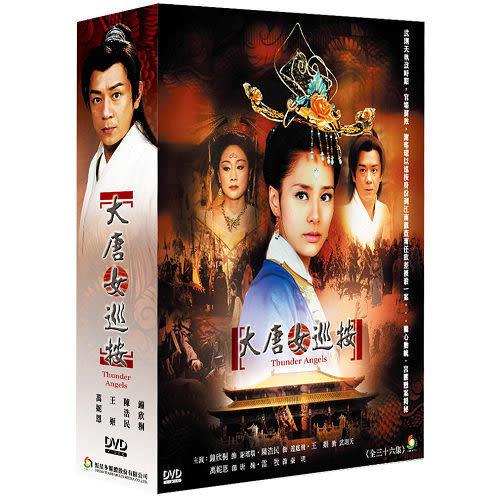 大陸劇 大唐女巡按 DVD 全36集 (購潮8)