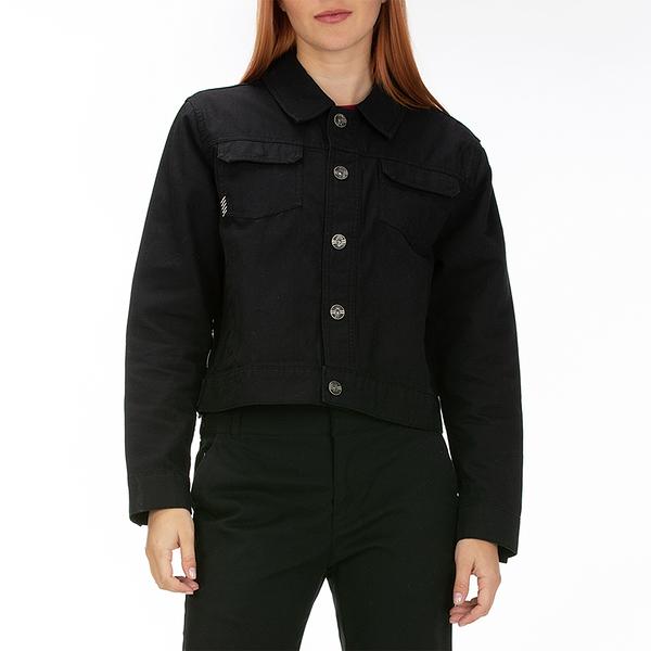 HURLEY|女 W HRLY TROUPER JACKET BLACK 夾克