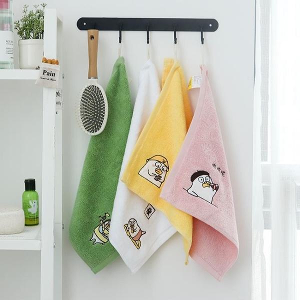 男女全棉柔軟吸水純棉毛巾洗臉洗澡家用【聚寶屋】