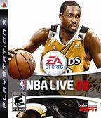 PS3 NBA Live 08 勁爆美國職籃 08(美版代購)