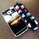 【紅荳屋】明星同款 Iphone7鏡面手鍊軟殼矽膠手機套