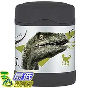 [美國直購] Thermos 保溫 食品罐 10 Ounce Funtainer Food Jar Jurassic World 侏羅紀世界 B00VE3BE70
