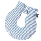 Borth泊斯爾頸肩熱水袋U形暖肩熱敷安全脖子暖水袋防爆頸椎暖手袋 果果輕時尚