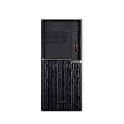 宏碁 Acer Veriton M4670G 商用雙碟主機【Intel Core i5-10500 / 8GB記憶體 / 1TB+256GB SSD / W10 Pro】(H470)