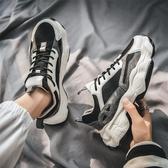增高鞋2020秋季男鞋增高韓版潮流百搭男士運動休閒老爹ins潮鞋冬季 春季新品