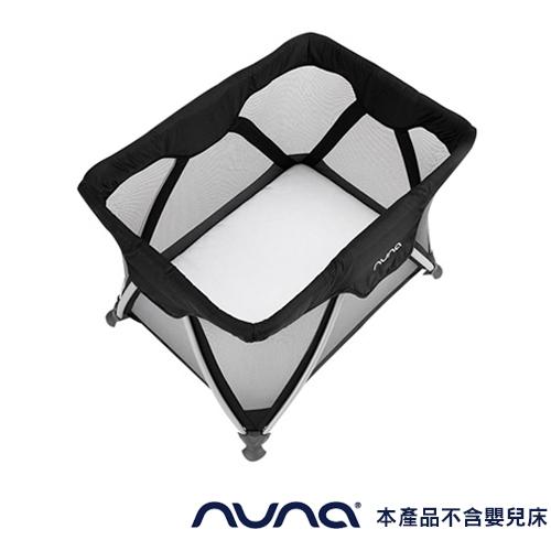 【nuna 官方旗艦店】SENA專屬有機棉防潑水床罩-白色