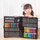 昊賓兒童畫筆寶寶水彩筆套裝幼兒園繪畫工具初學者學生用可水洗 七色堇