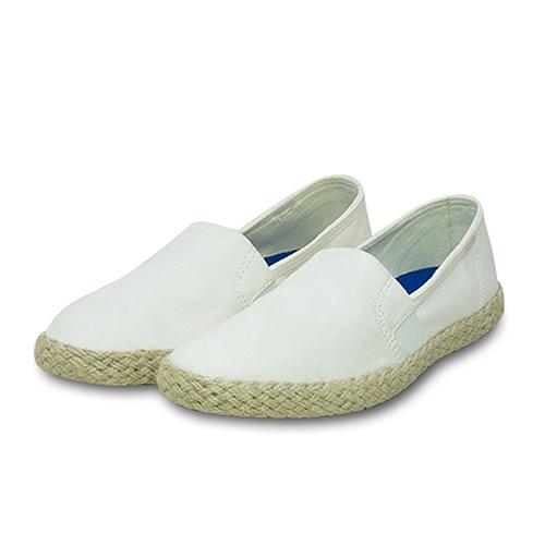LIKA夢 Keds 時尚韓風經典斜紋布休閒鞋 CHILLAX-A-LINE 系列 奶油白 132185 女